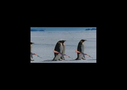 Hell March Of The Penguins