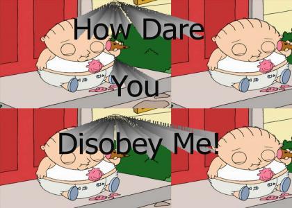 Family Guy-Stewie Fat