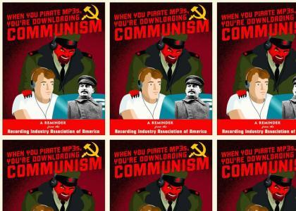 Secret Communist MP3's???