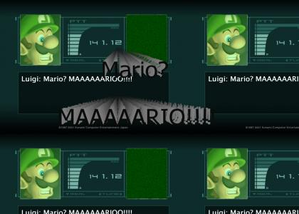 Mario Gear Solid