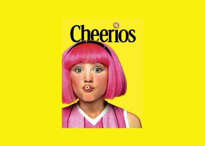 New Cheerios Model