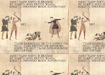 Medieval Dead Nigger Storage