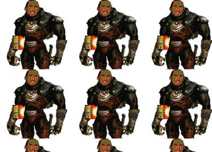 Ganondorf is...
