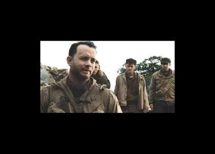 American Rhetoric: Tom Hanks - Saving Private Ryan