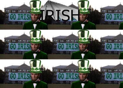 HOW IRISH LINCOLN WAS BORN
