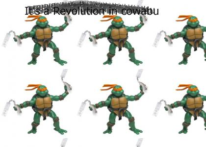 TMNT Pledges Revolution Support