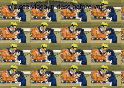 Naruto have no class(with sasuke)