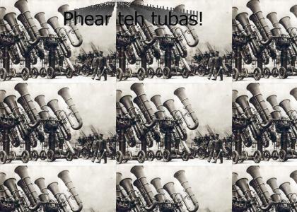 War Tubas!