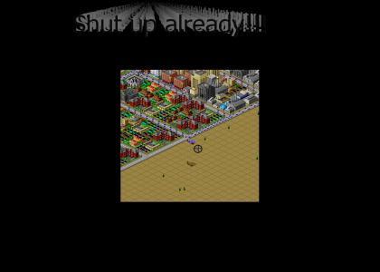 SIM-SimCity