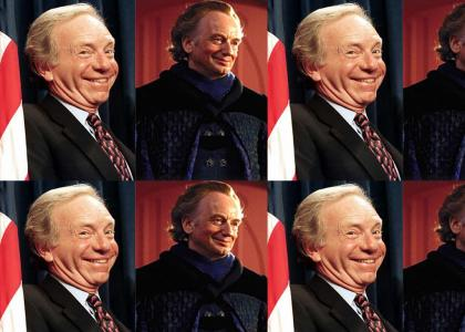 Joe Lieberman kinda looks like...