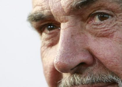 Sean Connery Stares Into Your Soul