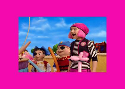 lazytown:Epic Ziggy Manouver  PHOTOSHOP CONTEST