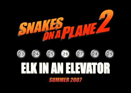 Snakes on a Plane 2, the Sequel