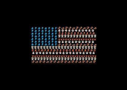 A Very 8-Bit 4th of July