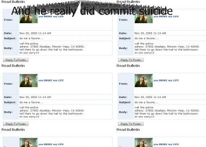 Myspace Suicide (Original/Unedited)