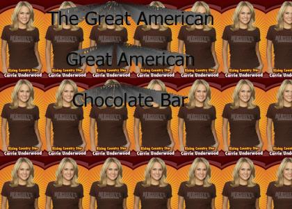 The Great American Chocolate Bar