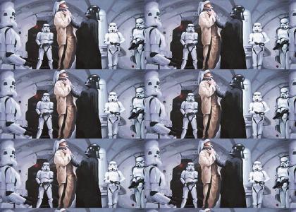 Vader Gets Pissed