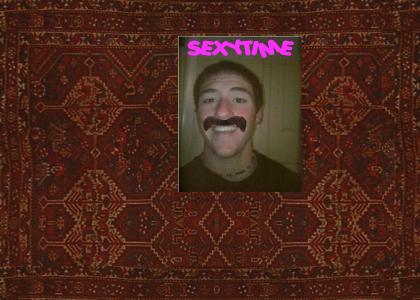 Kevin is Borat