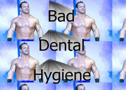 Chris Benoit Had One Weakness