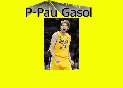 Pau Pau Gasol