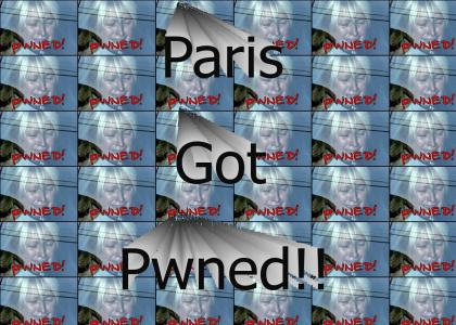 Paris Pwned
