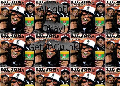 Lil Jon Loves His PB&J