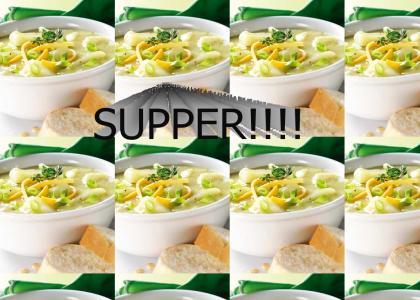 SUPPER!!!!!