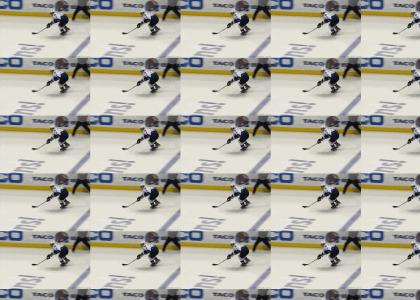 Epic Hockey Maneuver