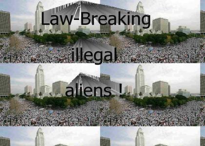 Los Angeles had a half million weaknesses