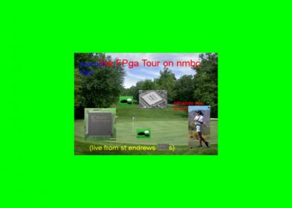 the FPga Tour on nmbc Sportes