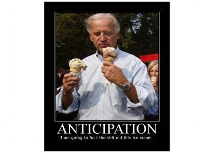 Joe Biden: Anticipation (F11)