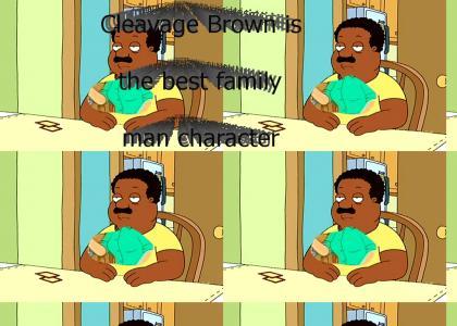 Cleavage Brown
