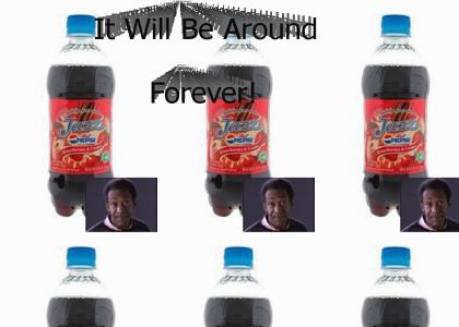 Cosby reviews the new Pepsi Jazz