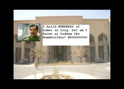 Saddams Nickname