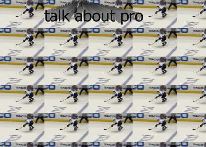 Epic Hockey Goal