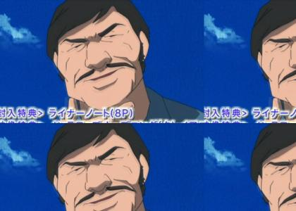 Secret Anime Charles Bronson