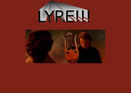 Anakin's Favorite Instrument