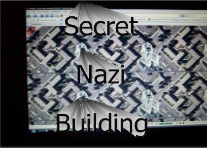OMG, Secret Nazi Building!