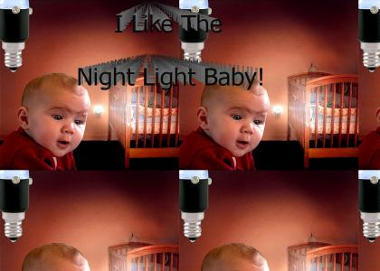 I like the Night Light Baby