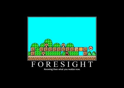 Life Lessons #6: Foresight