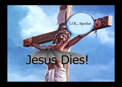 Passion of the Christ spoiler