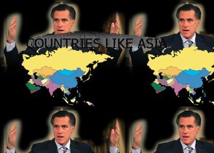 Mitt Romney = Moron