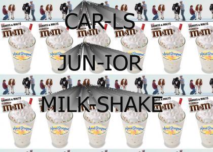 CAR-LS JUN-IOR MILK-SHAKE