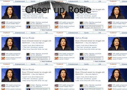 Rosie is depressed