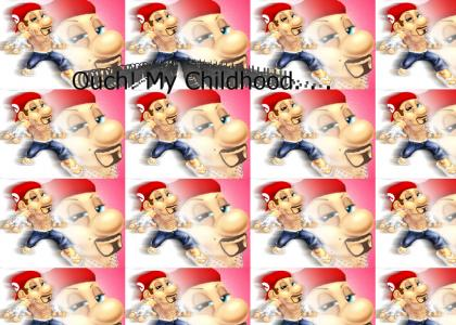 Mario Gets an MTV Makeover