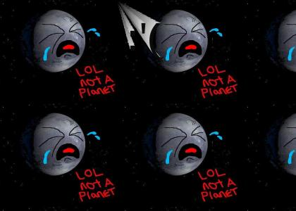 Don't you forget about pluto.