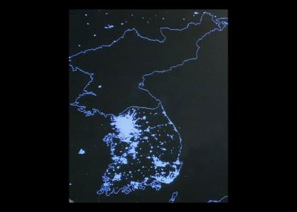 Friday Night Korean Lights