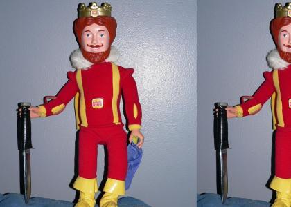 I Own The Orginal Burger King