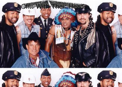 Village people for execution