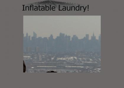 Balloon Laundry